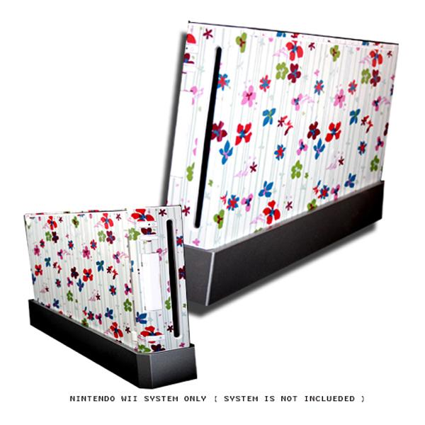 Wallpaper Skin Decal for Nintendo Wii