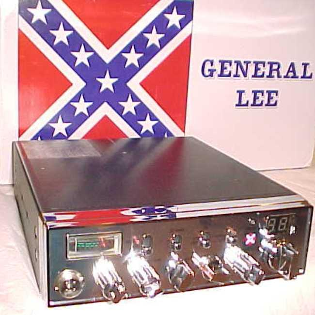 General Lee Amatuer/ CB Radio/ Transceiver
