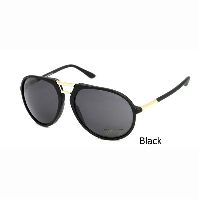 d3f48a816223 Shop Tom Ford  TF 31 Brad   Modern Aviator Sunglasses - Free Shipping Today  - Overstock - 3072725