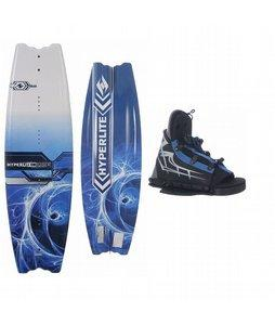 Hyperlite Cruiser 140 cm Wakeboard and Bindings. Opens flyout.
