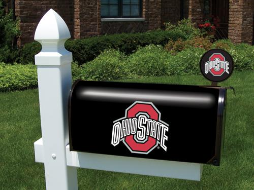 Ohio State Buckeyes Official Mailbox Cover And Flag Free