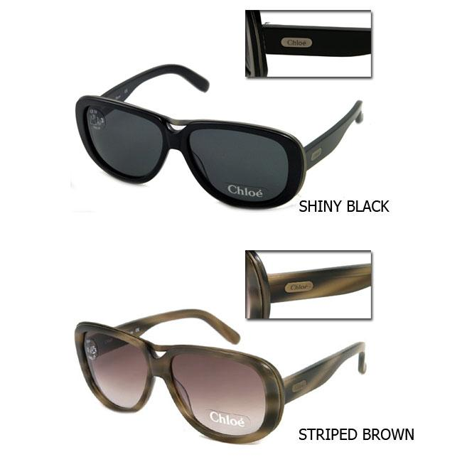 caf2c84564afc Shop Chloe CL 2139 Women s Aviator Sunglasses - Free Shipping Today -  Overstock - 3452535