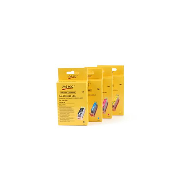 Ink Cartridge Combo for Canon BCI-6 (Pack of 4)