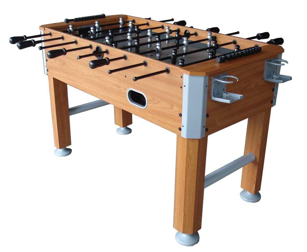 Shop Daytona Brown Regulation Foosball Table Free Shipping Today - Regulation foosball table