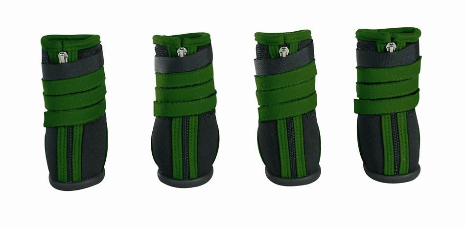 Shop High-top Neoprene Winter Dog Boots - Free Shipping On Orders Over  45  - Overstock.com - 3540864 b482a60a9e53
