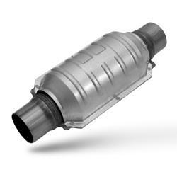Universal 3-inch Catalytic Converter - Thumbnail 0