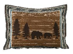 North Woods All Cotton 7-piece Bedding Ensemble - Thumbnail 1