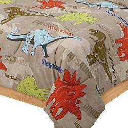 Dinosaur Age Full Size Bed In A Bag Free Shipping Today