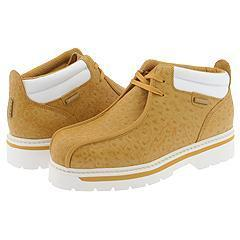 4795cf2490a2 Lugz Pathway SE Buttercup White Ostrich Embossed L(Size 10 D - Medium)