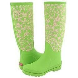 Thumbnail 1, Lilly Pulitzer Swellies Pink/Green Floral.