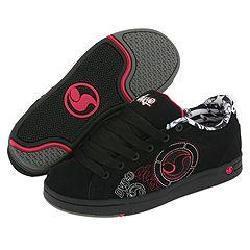 DVS Shoe Company Adora W Black/Fuschia