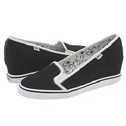 Vans KVD Wedge W Black/True White