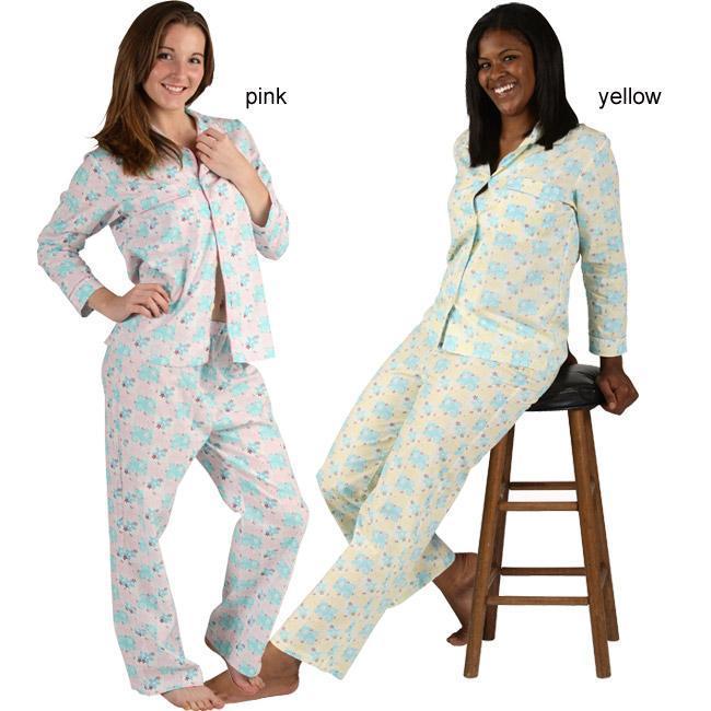 Mystic Clothing Women's Fashion Print Pajamas