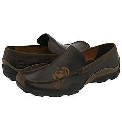 Skechers Genesis - Footloose Brown Smooth Leather
