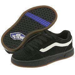 d71e31cba14c59 Shop Vans Kids Bucky Lasek 3 (Toddler Youth) Black Rave(Size 10.5 ...