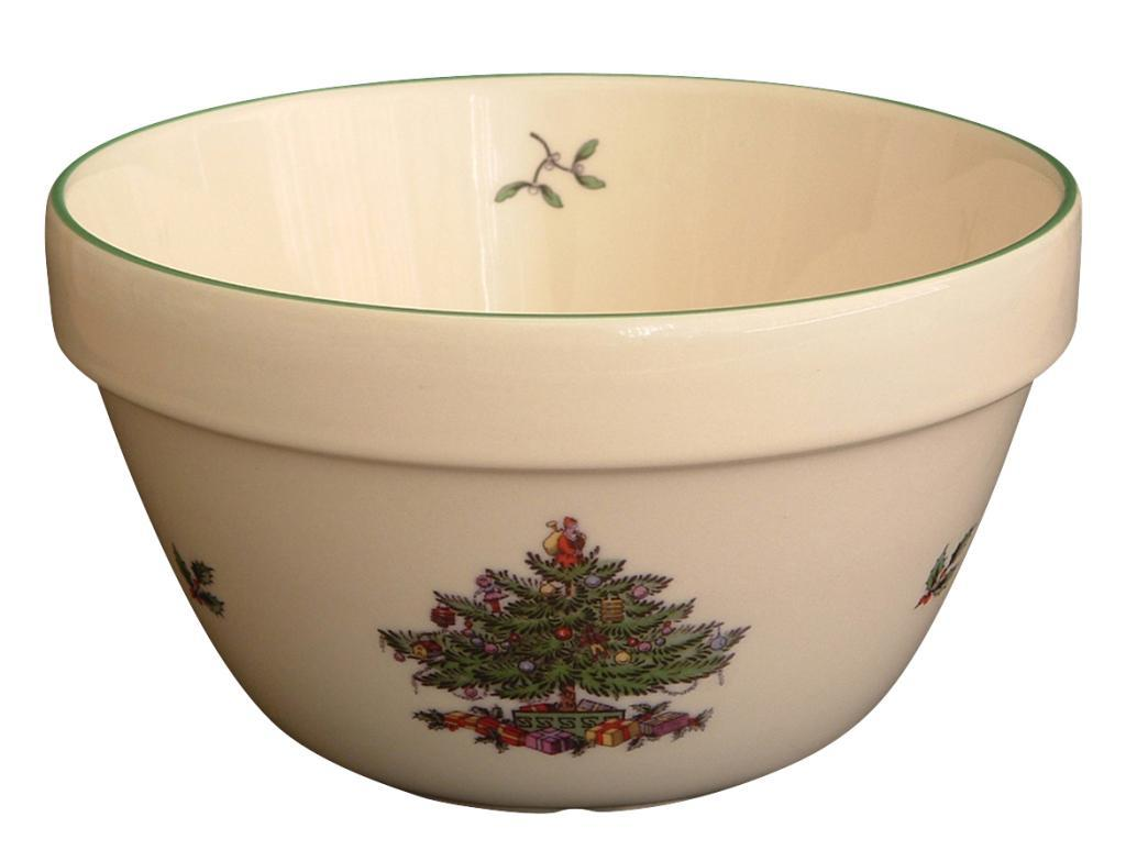 Spode Christmas Tree 8-inch Serving Bowl