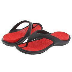 7af8d8187215 Shop Crocs Athens Black Red(Size Women s 12