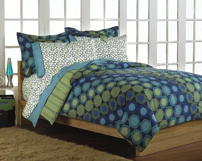 Halo Twin-size Bedding Set