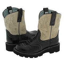 Ariat Fatbaby Black Gator Print - Free Shipping Today - Overstock ...