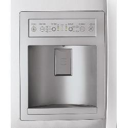 LG 26.5-cubic-foot Stainless Steel Refrigerator