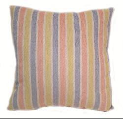 Pastel Chenille 16-inch Throw Pillows (Set of 2) - Thumbnail 1
