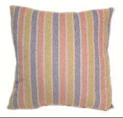 Pastel Chenille 16-inch Throw Pillows (Set of 2) - Thumbnail 2