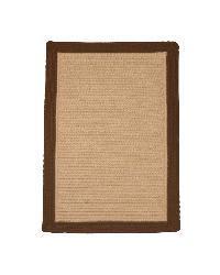 Breckenridge Indoor/ Outdoor Braided Brown/ Beige Rug (3'6 x 5'6) - Thumbnail 1