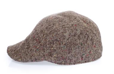 Newsboy Wool Blend Cap Paperboy Men Boy Gatsby Hipster Ivy Hat, Brown