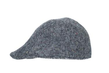 Newsboy Wool Blend Cap Paperboy Men Boy Gatsby Hipster Ivy Hat, Grey - Thumbnail 0