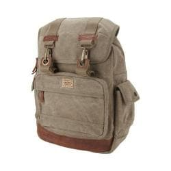 A Kurtz Cedar Canvas Rucksack Military