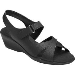 Women's Aerosoles Badvertisement Black Faux Leather
