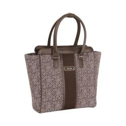 Women's Nine West Naia 14in Tote Plum/Lilac