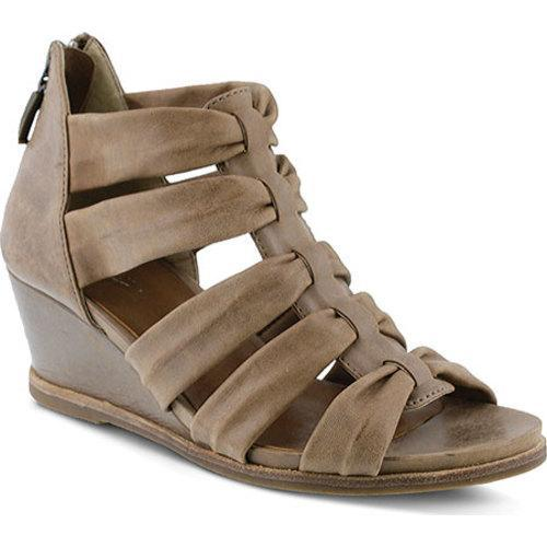 152b3e411 Shop Women s Spring Step Raziya Strappy Sandal Taupe Leather - On Sale - Free  Shipping Today - Overstock.com - 11490682
