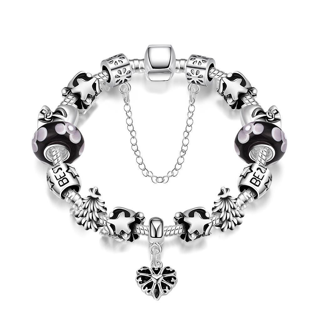 Vienna Jewelry My Lucky Star Bracelet