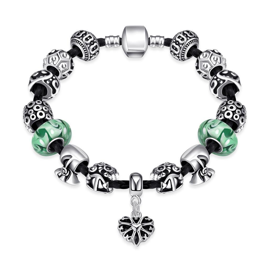 Vienna Jewelry The Luck Of the Irish Bracelet