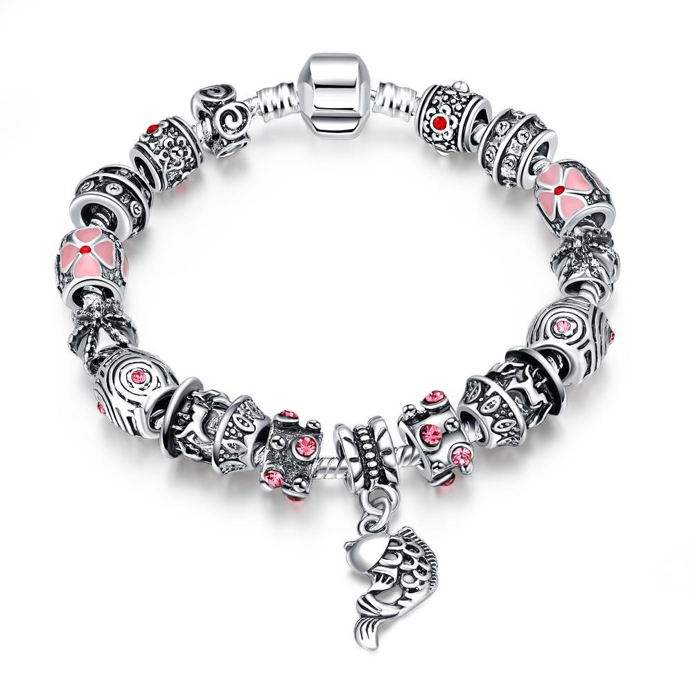 Vienna Jewelry Creative Passion Essence Bracelet