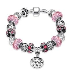 Vienna Jewelry Women of the World Unite Pandora Inspired Bracelet