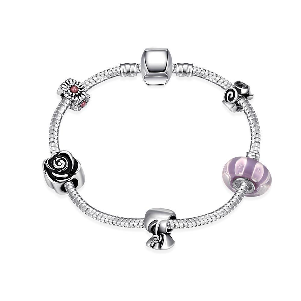 Vienna Jewelry The Beauty of Simplicity Bracelet