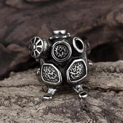 Vienna Jewelry Stainless Steel Mechanics Engine Ring - Thumbnail 0