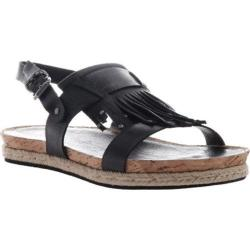 Women's OTBT Tourist Slingback Black