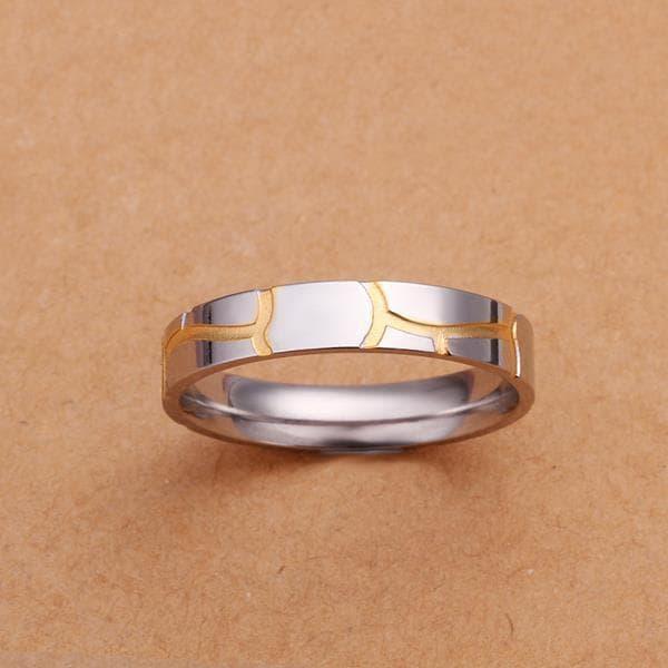 Vienna Jewelry Sterling Silver Swirl Animla Design Classic Ring Size: 8