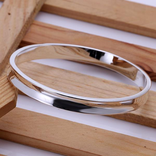 Sterling Silver Classic Petite Bangle