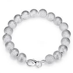 Vienna Jewelry Sterling Silver Multi-Pearl Bracelet - Thumbnail 0