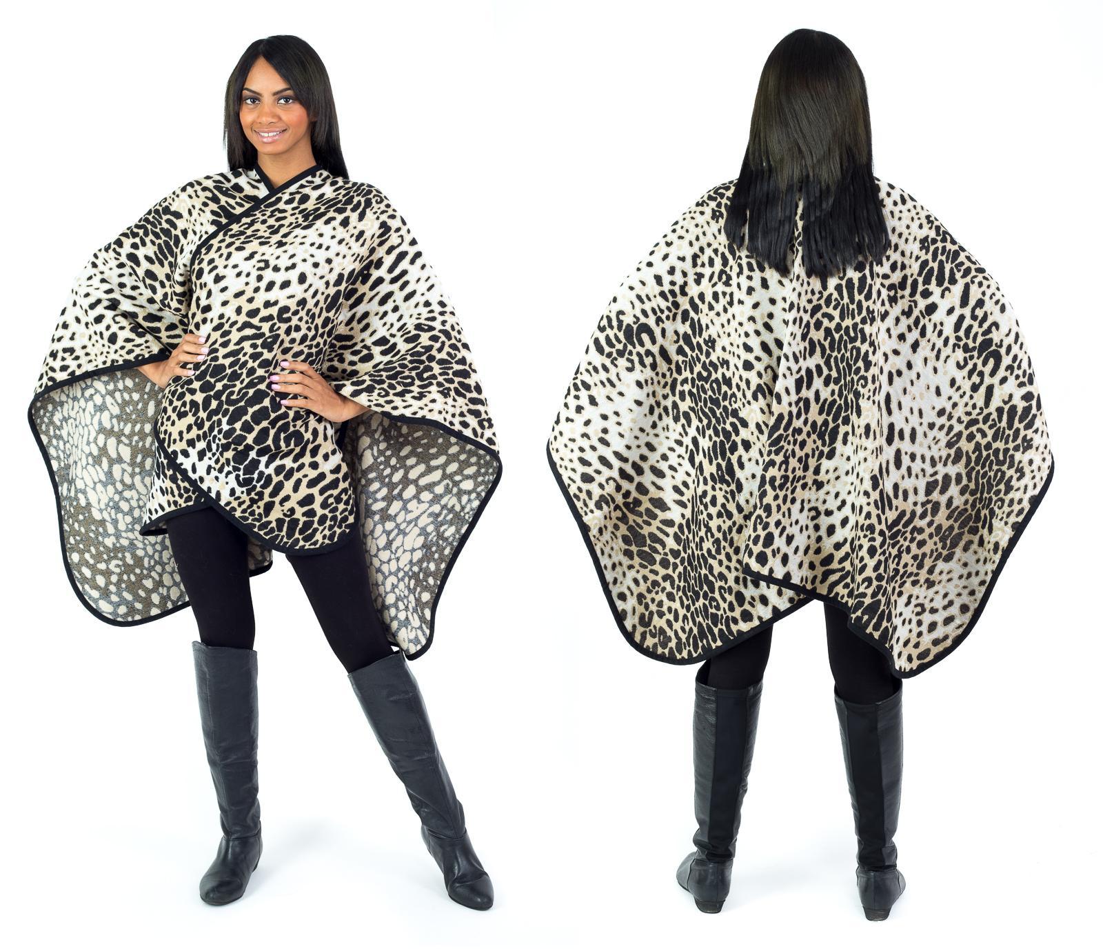 Women's Fall Winter Poncho