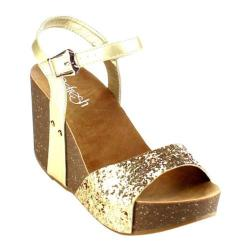 Gold Wedges Overstock Com Shopping The Best Prices Online