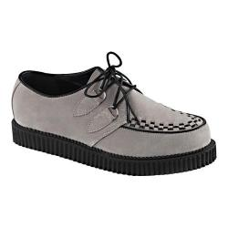 Men's Demonia Creeper 602S Grey Suede
