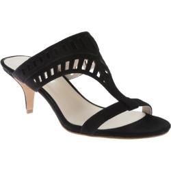 Women's Kenneth Cole New York Aria Sandal Black Suede