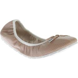 Women's Kenneth Cole New York Saturn Flat Latte Perfed Leather
