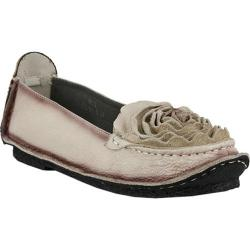 Women's L'Artiste by Spring Step Dezi Slip-On Natural Leather