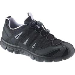 Men's Apex Athletic Lace Up Sneaker Black Synthetic